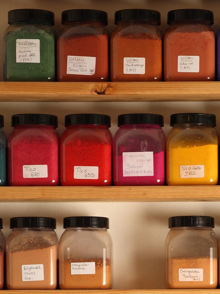 Köstliche Farbenvielfalt