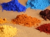 Bunter Haufen – Farbpigmente