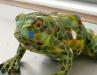 Ein weiterer Frosch als Hausmaskottchen