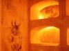 Schöner Wohnen für Weinflaschen: liebevoll ausgestalteter Weinkeller